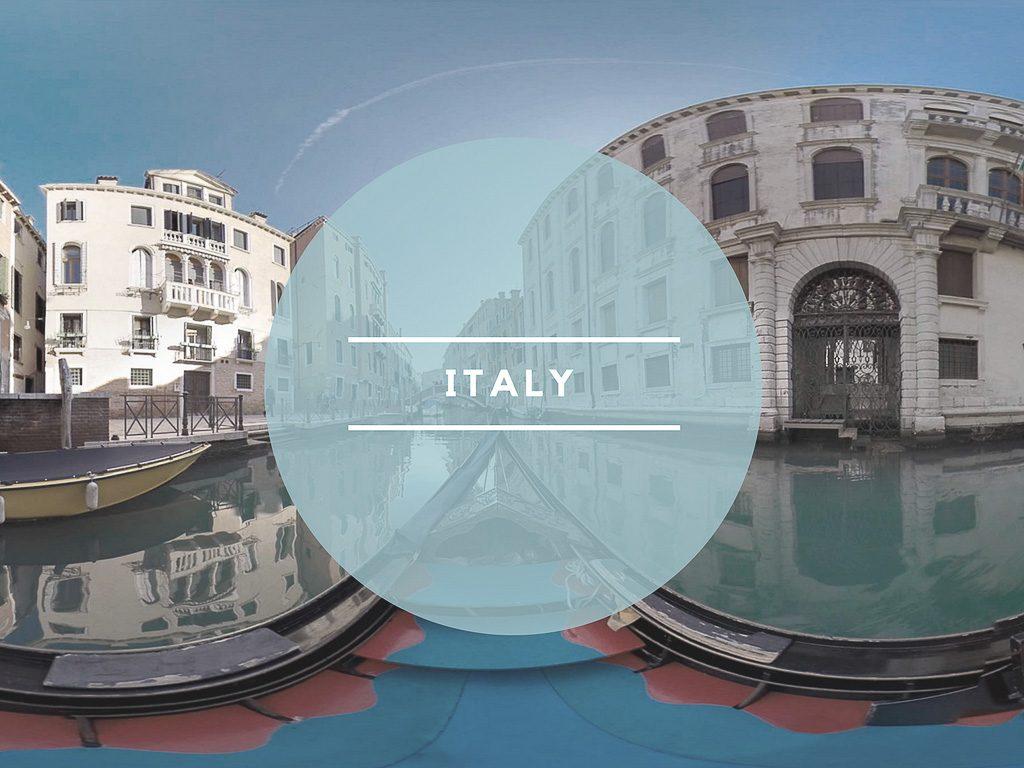 Virtual Reality Production Studio JYC VR Catalog Italy