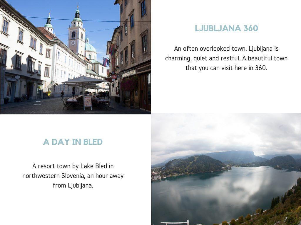Virtual Reality Production Studio JYC VR Catalog Ljubljana Bled
