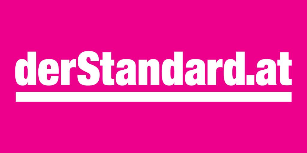 der-standard-at-logo-jyc-Augmented Reality Virtual Reality Development Production Studio JYC VR AR XR 360 Video Der Standard Logo