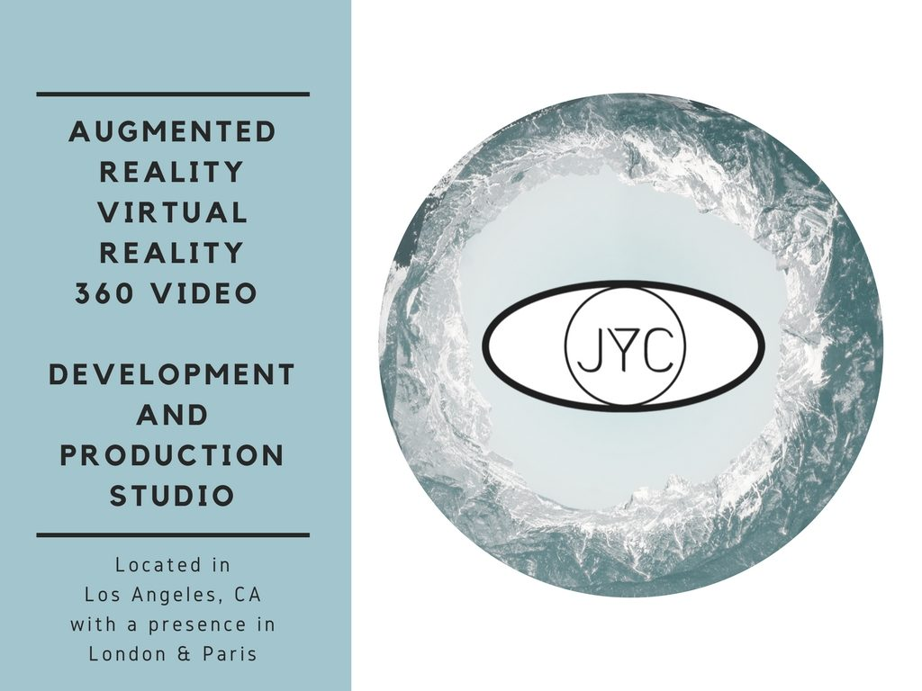 Augmented Reality Virtual Reality Development Production Studio JYC VR AR XR 3660 Video