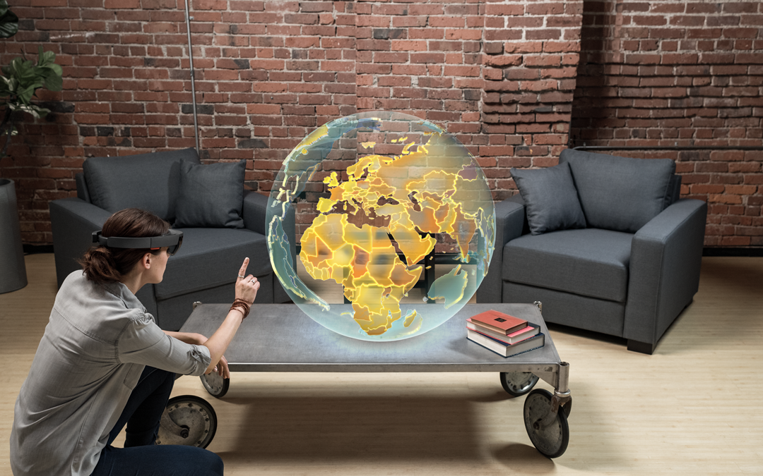 Augmented Reality Mixed Reality Development Mobile AR Microsoft Hololens JYC